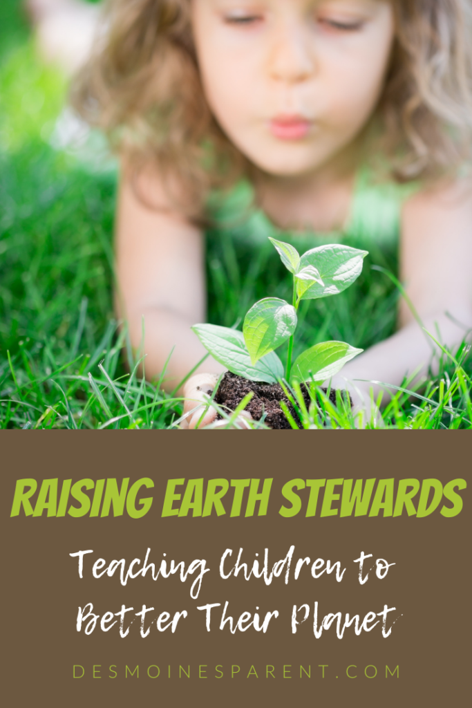 Earth Day, Earth Stewards, parenting, community, helping the Earth, kids Earth Day