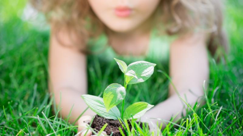 Raising Earth Stewards