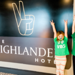 Retro Family Fun at The Highlander Hotel