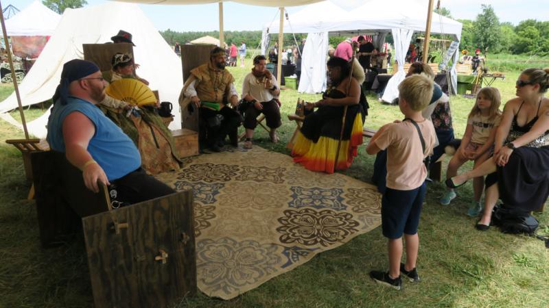 2021 Des Moines Renaissance Faire Family-Friendly Fun