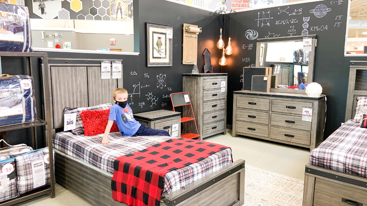 Build Your Child's Dream Room with Homemakers