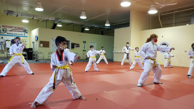 Master Jeong's Tae Kwon Do Building Families in the Des Moines Metro