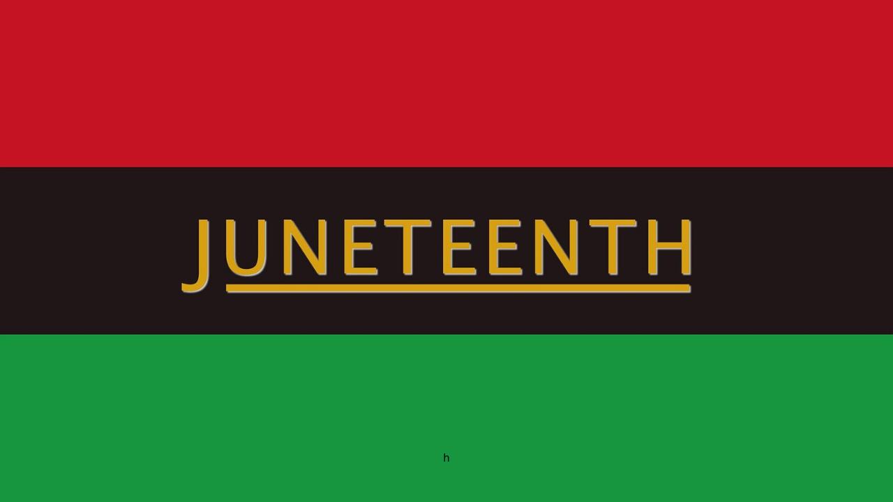 Juneteenth Celebrations in Des Moines, Iowa 2021
