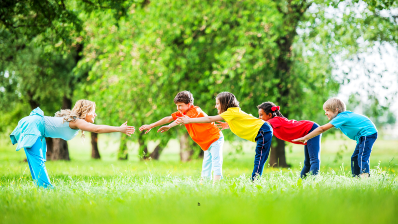 4 Fun Ways to Get You and Your Kids Outside and Exercising!