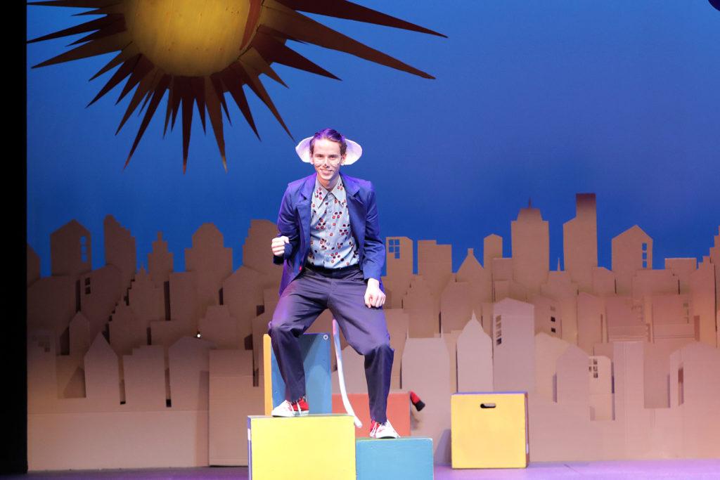 Des Moines Playhouse, live theatre, children's theatre, Des Moines, Iowa, shows