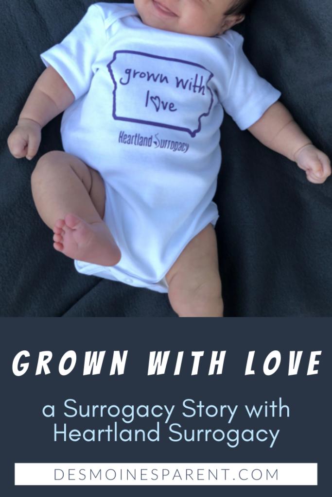 Heartland Surrogacy, Des Moines, Iowa, surrogacy, pregnancy, birth, infertility