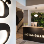 Hotel Grinnell | Go Back to School + Stay Awhile