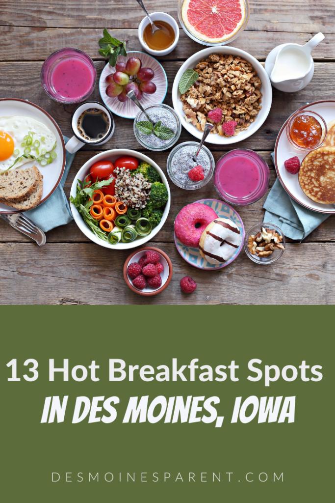 brunch in Des Moines, breakfast in Des Moines, Des Moines, Iowa, Americana, Early Bird, Eggs & Jam, best breakfast in Des Moines