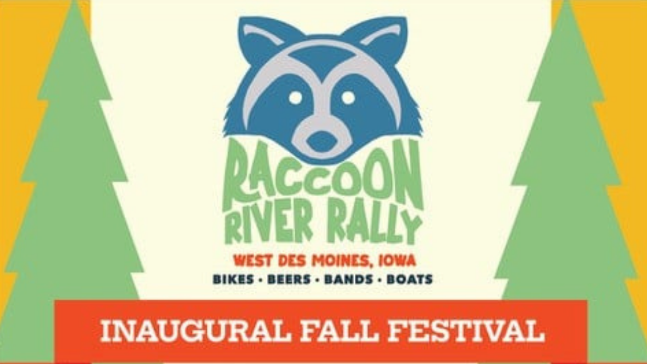 Inaugural Raccoon River Rally – FREE Fun For the Whole Family!