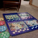 I Spy Search & Find Puzzle Play Mat